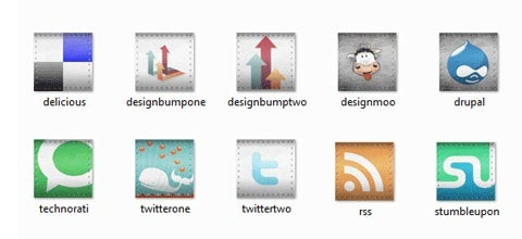 designbumpicons 60 Best Icon Sets From 2009