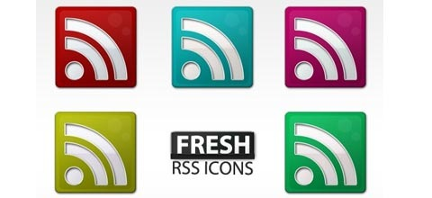 freshrssicons 60 Best Icon Sets From 2009