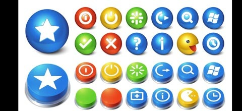 ilikebuttons 60 Best Icon Sets From 2009