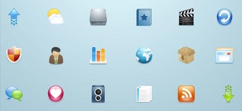 miniicons 60 Best Icon Sets From 2009