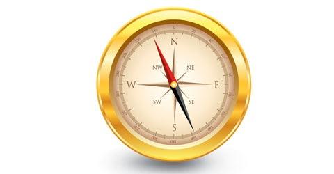 vector-compass