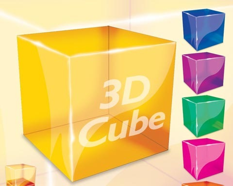 3dcubeicons 70 Free High Quality PSD File Design Resources