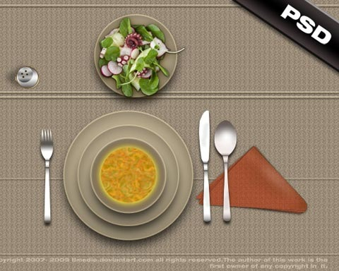 psdlunch 70 Free High Quality PSD File Design Resources