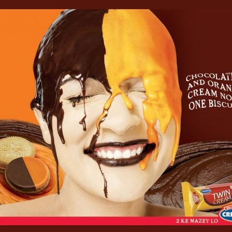icecream 100 Most Funny and Creative Advertisement Designs