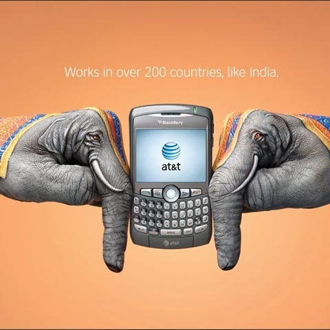 indianelephant 100 Most Funny and Creative Advertisement Designs