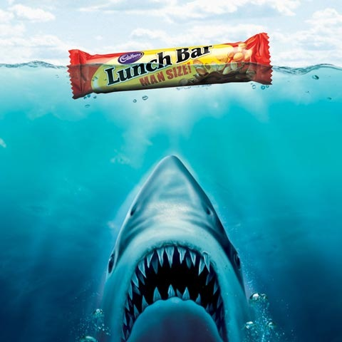 lunchbar 100 Most Funny and Creative Advertisement Designs