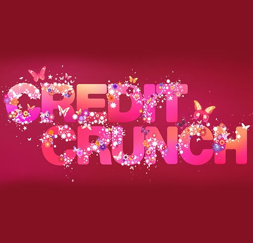 creditcrunch 60 Breathtaking Examples Of Beautiful Typography