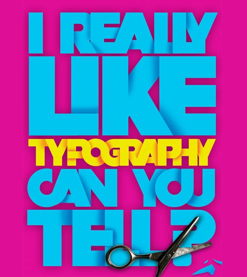 lliketypographycanyoutell 60 Breathtaking Examples Of Beautiful Typography