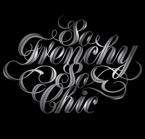 sofrenchy 60 Breathtaking Examples Of Beautiful Typography