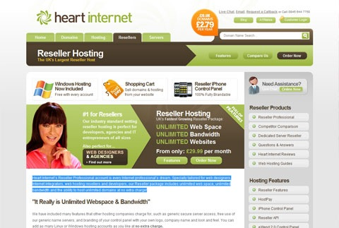 heart-internet-website