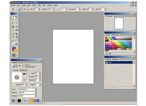 artwaver 25 Free Portable Programs For Designers and Web Developers