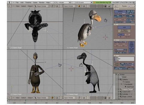 blender 25 Free Portable Programs For Designers and Web Developers