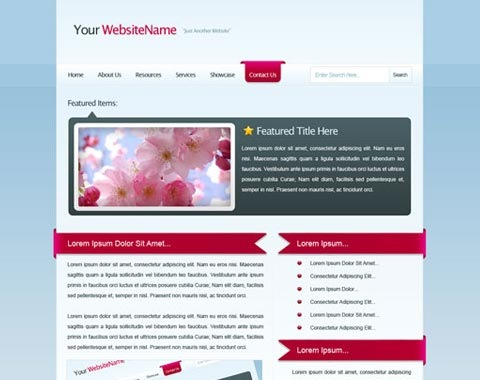 3dflagdesigns 80 Fresh Photoshop Tutorials For Creating Awesome Websites