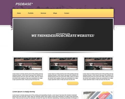 easyweblayout 80 Fresh Photoshop Tutorials For Creating Awesome Websites