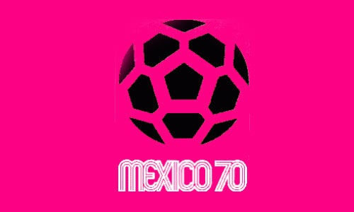 mexico70 The Evolution Of The World Cup Logo From 1930 To 2010