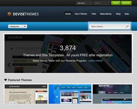 themestore 80 Fresh Photoshop Tutorials For Creating Awesome Websites