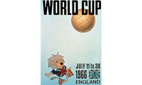 worldcupengland19966 The Evolution Of The World Cup Logo From 1930 To 2010