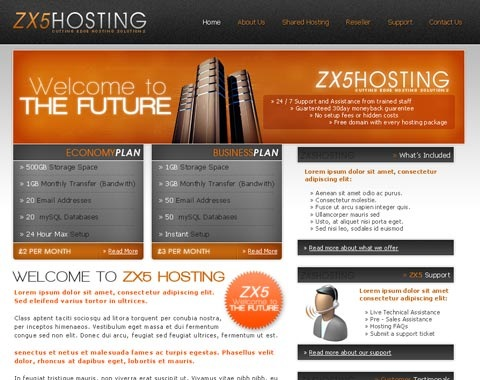 zx5web 80 Fresh Photoshop Tutorials For Creating Awesome Websites