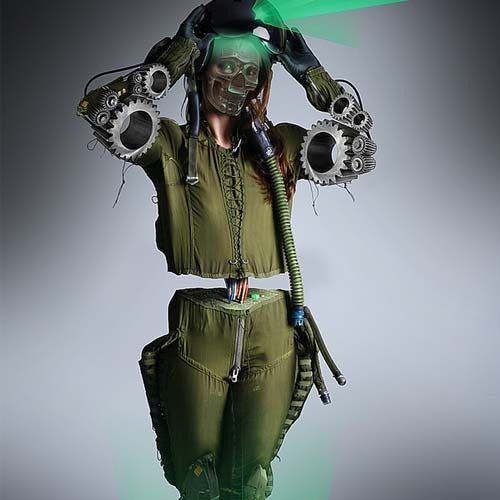 lady-robot