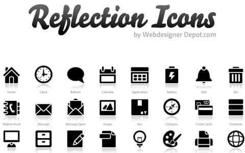 reflectionicons Best Of Web And Design In July 2010