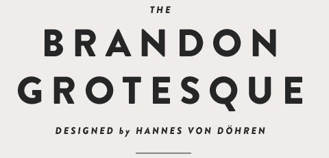 brandon 50 High Quality Fonts Every Designer Must Download