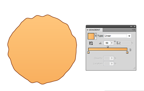cookie 05 How to Create a Delicious Chocolate Chip Cookie In Illustrator