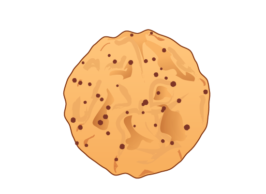 cookie 18 How to Create a Delicious Chocolate Chip Cookie In Illustrator