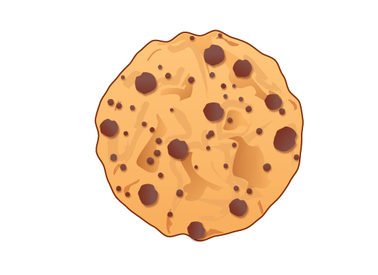 cookie 24 How to Create a Delicious Chocolate Chip Cookie In Illustrator