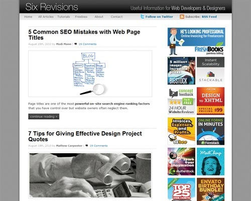 six-revisions