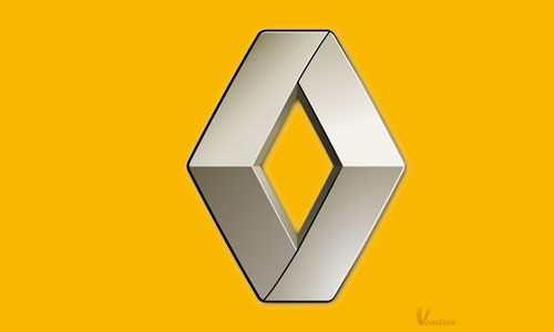 renaultlogo 30 Design Tutorials For Recreating A Brands Logo Identity