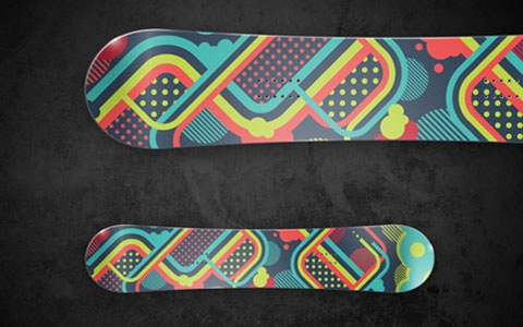 snow-board-design