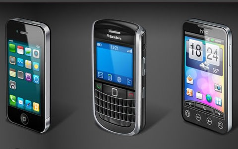 mobilephones Best Of Web And Design In November 2010