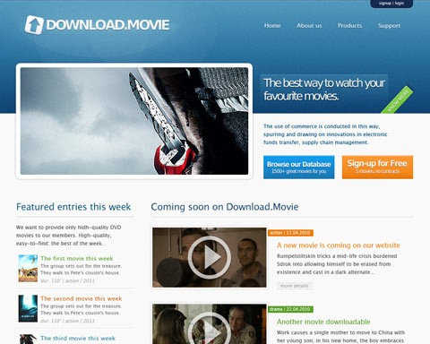 downloadmovie 20 Best Design Tutorials From 2010 To Create an Mind blowing Website
