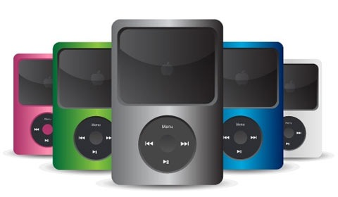 ipod 50 Best Illustrator Design Tutorials From 2010