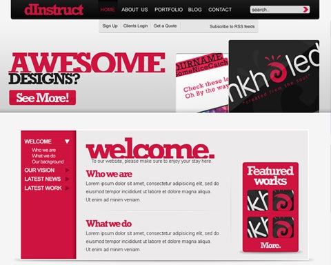 typedesign 20 Best Design Tutorials From 2010 To Create an Mind blowing Website