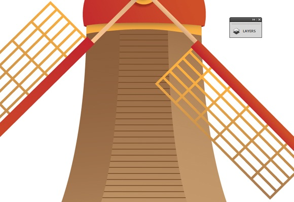 39 How To Create A Beautiful Windmill Illustration Using Illustrator