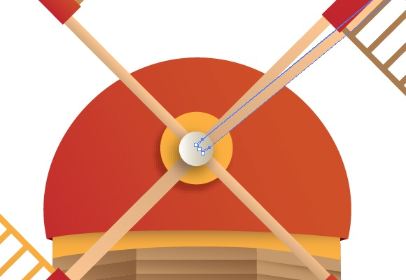 53 How To Create A Beautiful Windmill Illustration Using Illustrator