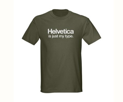 helvictatype 20 Funny T shirt Designs For designers And Web designers
