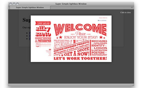 lightbox Best Of Web And Design In July 2011