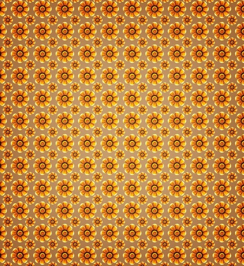 sunflowerpattern 10 Fresh High Quality Seamless Photoshop And Illustrator Patterns