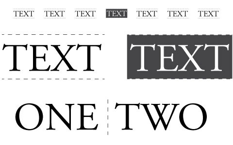 typography Best Of Web And Design In July 2011