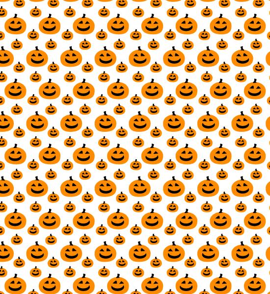 orangepumpkinpreview A Seamless Photoshop And Illustrator Pumpkin Pattern