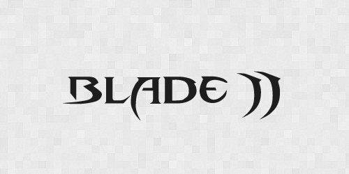 BLADE2 20 Free Fonts Used In Iconic Movies