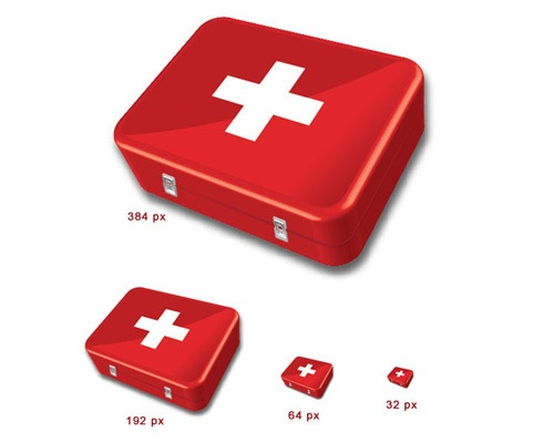 firstaid 50 Illustrator Tutorials To Create High Quality Icons