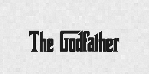 godfather 20 Free Fonts Used In Iconic Movies