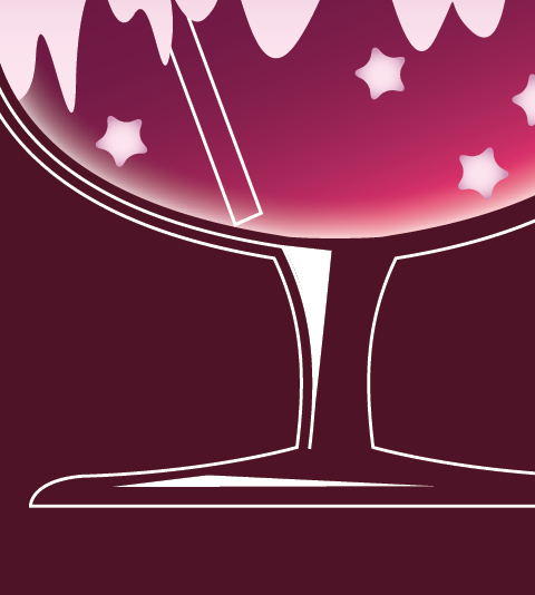 24 Create A Colorful Cocktail Icon Using Illustrator