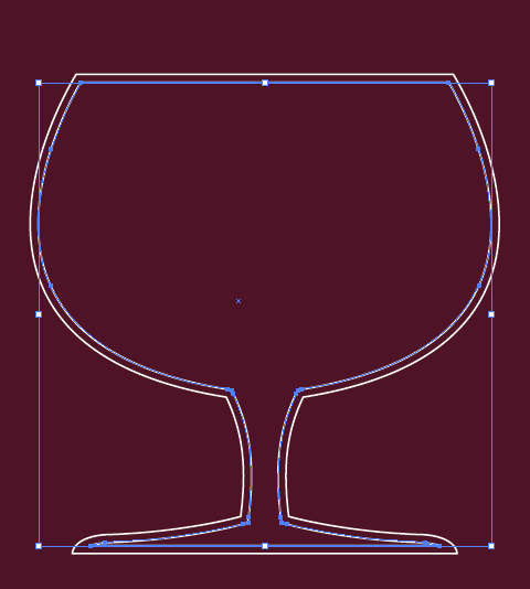 5 Create A Colorful Cocktail Icon Using Illustrator
