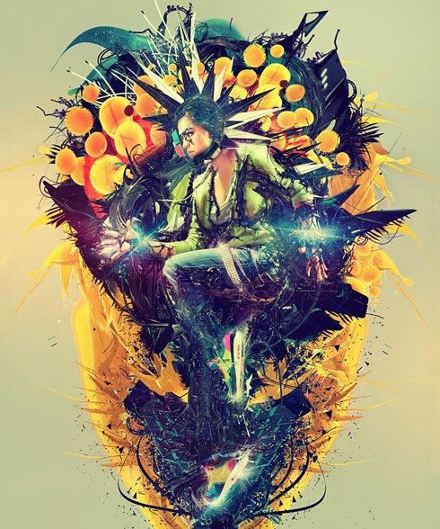 amo 40 Beautiful Uses Of Photoshop In Digital Art Work