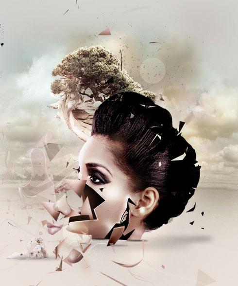 breakingbeauty 40 Beautiful Uses Of Photoshop In Digital Art Work