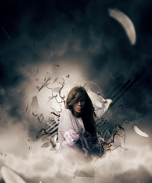 brokendreams 40 Beautiful Uses Of Photoshop In Digital Art Work